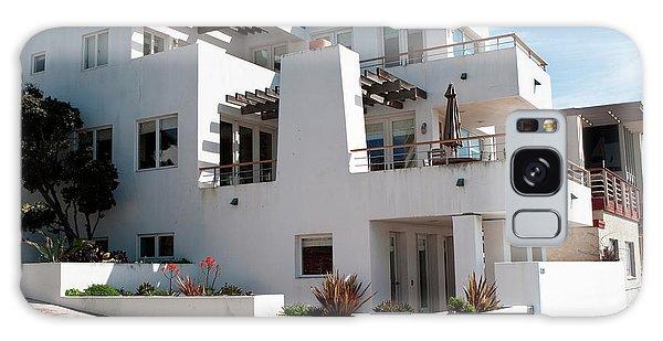 Strand Architecture Manhattan Beach Galaxy Case