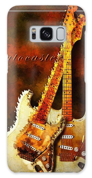 Stratocaster Galaxy Case by Robert Smith