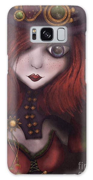 Strawberry Shortcake Steampunk Galaxy Case