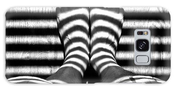 Stripe Socks? Galaxy Case