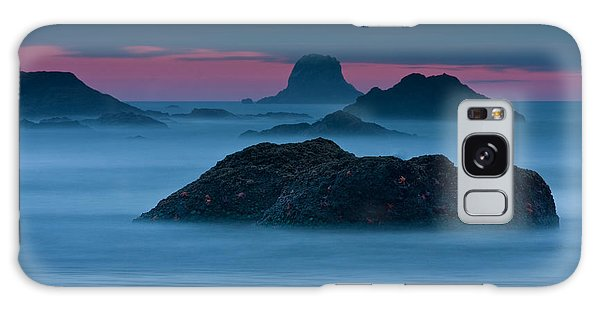 Olympic National Park Galaxy Case - Subtle Bliss by Mark Kiver