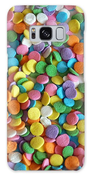 Sugar Confetti Galaxy Case