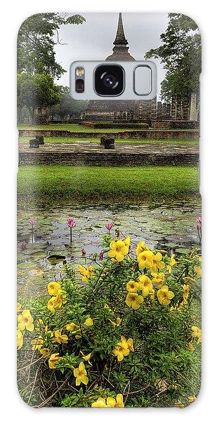 World Religion Galaxy Case - Sukhothai Historical Park by Adrian Evans