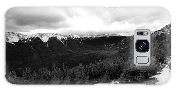 Sulphur Mountain Galaxy Case by JM Photography