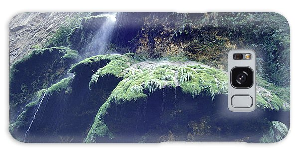 Sumidero Canyon Waterfall Chiapas Mexico Galaxy Case