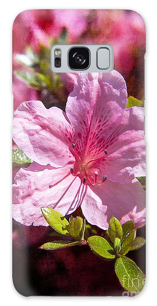 Summer Blossom Galaxy Case by Billie-Jo Miller