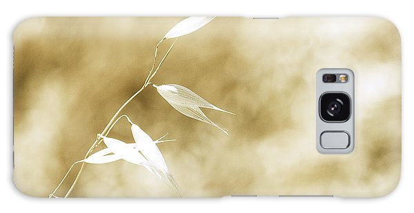 Summer Grass Galaxy Case by Artist and Photographer Laura Wrede