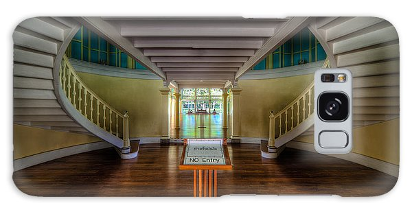 Banister Galaxy Case - Summer Palace by Adrian Evans