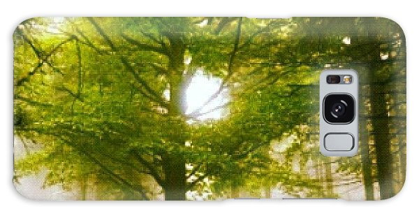 Sunny Galaxy Case - Summerskyforest by Kim  Nyheim