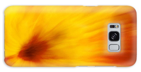 Sunburst  Galaxy Case