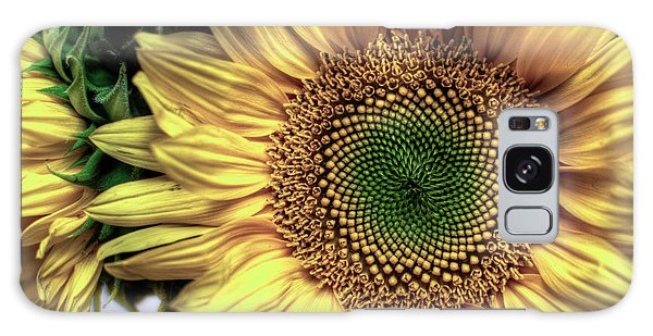 Sunflower 28 Galaxy Case