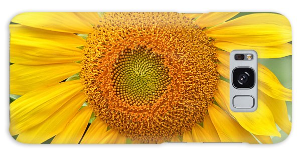 Sunflower Days Galaxy Case