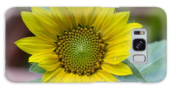 Sunflower Number 2 Galaxy Case