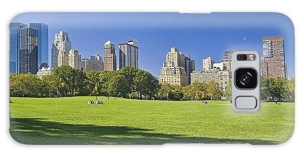 Sunny Central Park Galaxy Case
