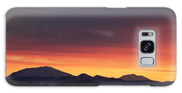 Sunrise 3 Galaxy Case by Chalet Roome-Rigdon