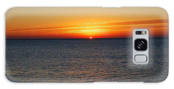 Sunrise Dawning A New Day Galaxy Case