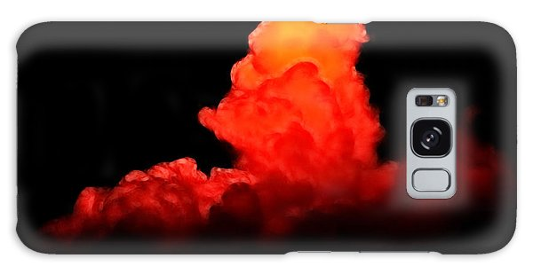 Sunset Cloud Galaxy Case