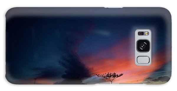 Sunset Leeward Oahu Galaxy Case