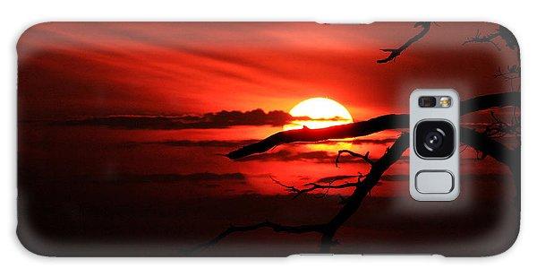 Sunset Zen Galaxy Case