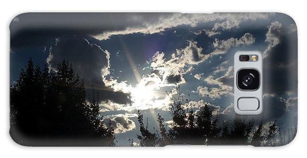 Sunshine Always Returns Galaxy Case