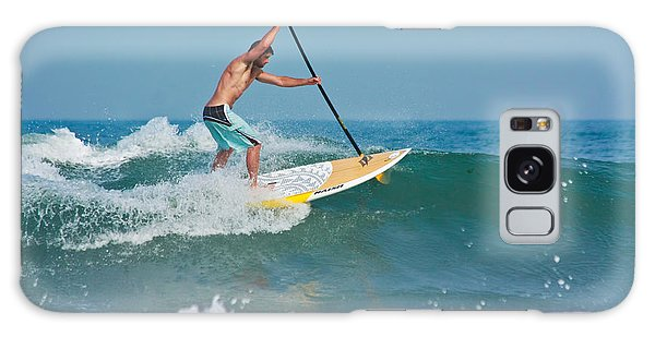 Surfing And Paddling Galaxy Case
