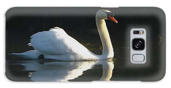 Swan Lake  Galaxy Case by Gerald Strine