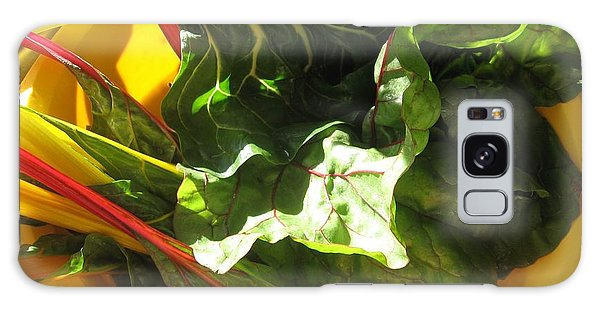 Swiss Chard Galaxy Case