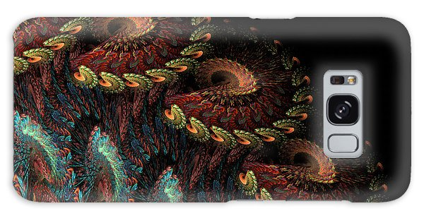 Tapestry Galaxy Case by Kathleen Holley