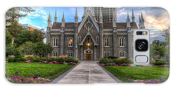 Temple Square Assembly Hall Galaxy Case