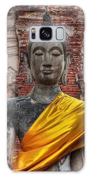 Thai Buddha Galaxy Case