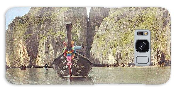 Galaxy Case - #thailand #phuket #mayabeach #mayabay by Mohamed Shafy