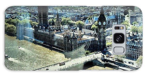 London Galaxy Case - Thames River, View From London Eye | by Abdelrahman Alawwad