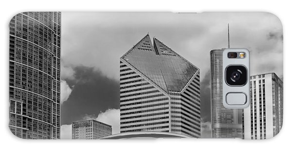 The Bean Chicago Illinois Galaxy Case by Dave Mills