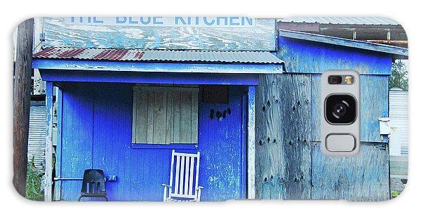 The Blue Kitchen Galaxy Case