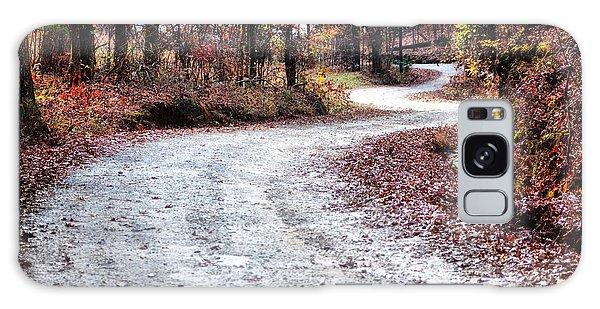 The Broken Road Galaxy Case by Lynne Jenkins