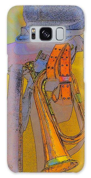 The Bugler Galaxy Case