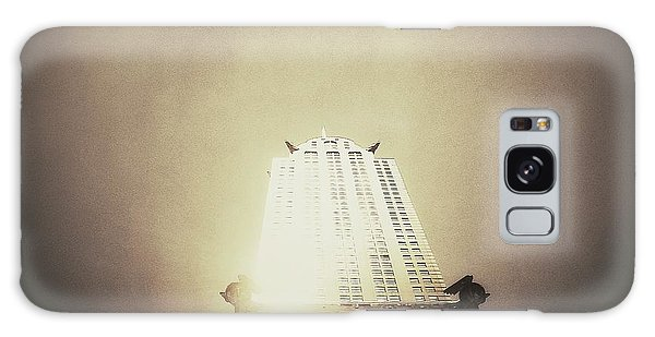The Chrysler Building - New York City Galaxy Case
