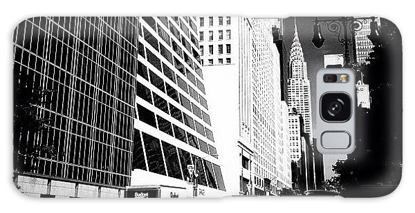 Classic Galaxy Case - The Chrysler Building In New York City by Vivienne Gucwa