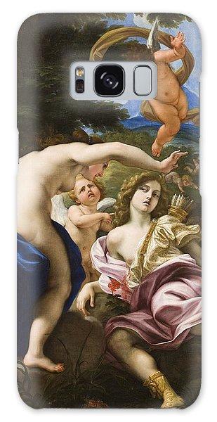 Venus Galaxy Case - The Death Of Adonis by Il Baciccio