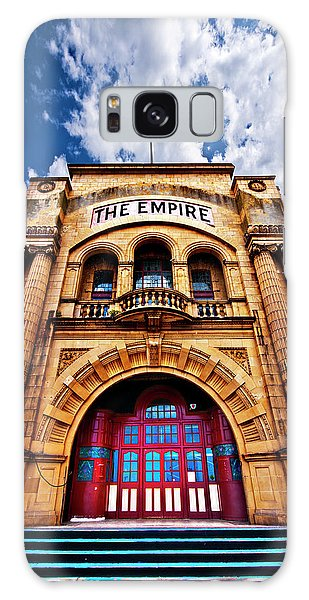 The Empire Galaxy Case - The Empire Theatre by Meirion Matthias