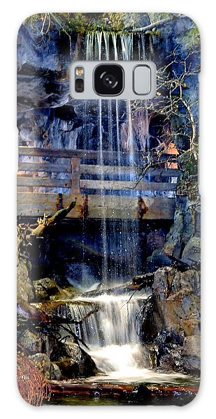 The Falls Galaxy Case by Deena Stoddard