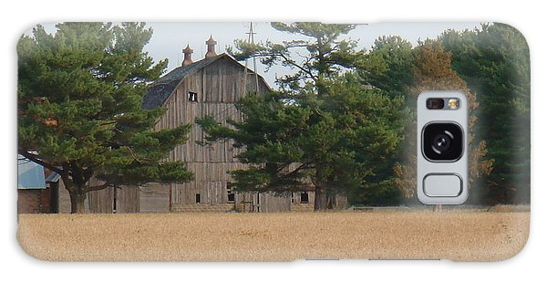 Galaxy Case - The Farm by Bonfire Photography