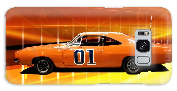 The General Lee Galaxy Case