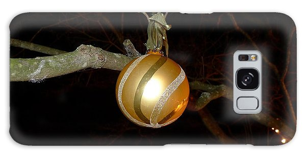 The Gold Bauble Galaxy Case by Richard Reeve