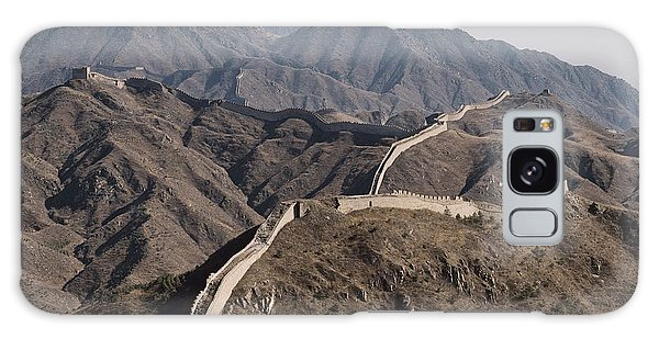 People's Republic Of China Galaxy Case - The Great Wall Snakes by Dean Conger