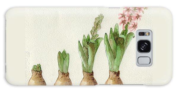 The Growth Of A Hyacinth Galaxy Case by Annemeet Hasidi- van der Leij