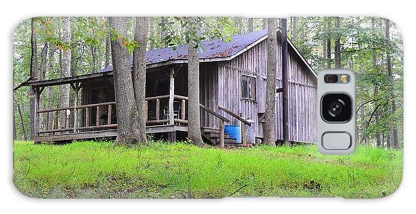 The Huntin Lodge Galaxy Case by Mark Bowmer