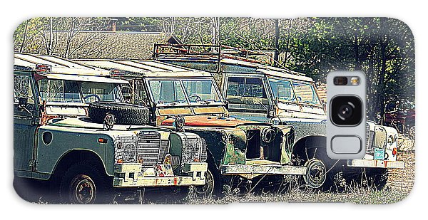 The Land Rover Graveyard Galaxy Case