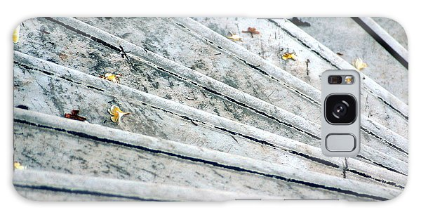 The Marble Steps Of Life Galaxy Case by Vicki Ferrari