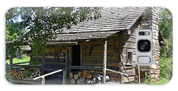 The Mark Twain Family Cabin Galaxy Case